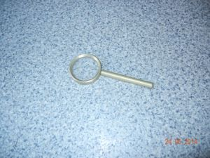Manual magnifier 6x